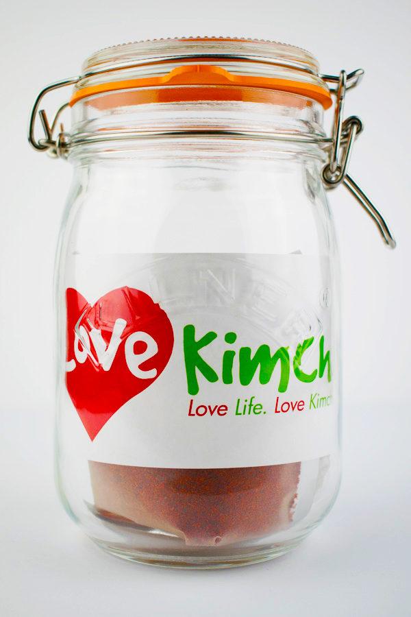Love Kimchi DIY Kimchi Kit