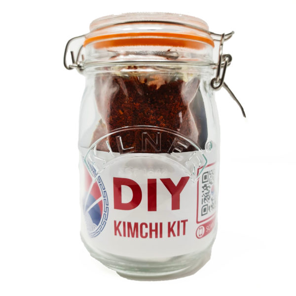 Love Kimchi DIY Kimchi Kit Vegan Easy full instructions included real Korean street food