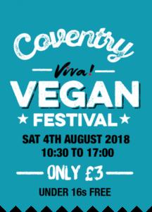 Coventry Viva Vegan Festival Love Kimchi