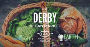 Derby Vegan Market Love Kimchi