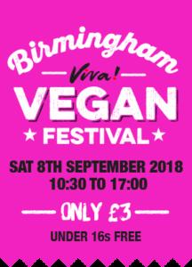Birmingham Viva Vegan Festival Love Kimchi