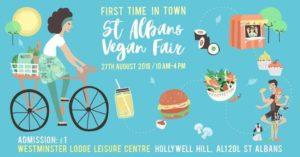 St Albans Vegan Fair Love Kimchi