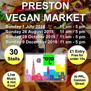Vegan Preston Market Love Kimchi