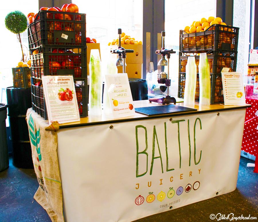 Baltic Market Farmers Market Love Kimchi
