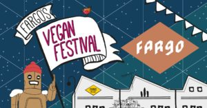FarGo vegan festival love kimchi korean street food pop up