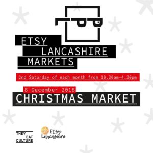 Etsy Lancashire Markets Christmas Market Love Kimchi Korean Street Food popup