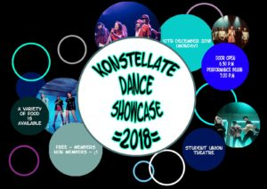 K-Pop Konstellate Dance Showcase 2018 Private catering hire party Love Kimchi Korean Kitchen popup