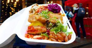 ove Kimchi Classic Kimchi vegan caterer gilded gingerbread popup kpop uk