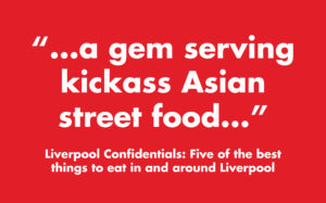 ove Kimchi Time out recommended real korean street food Kimchi catering liv confidentials liverpool review