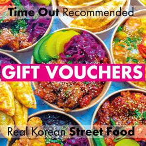love kimchi gift vouchers kimchi DIY kit coupon
