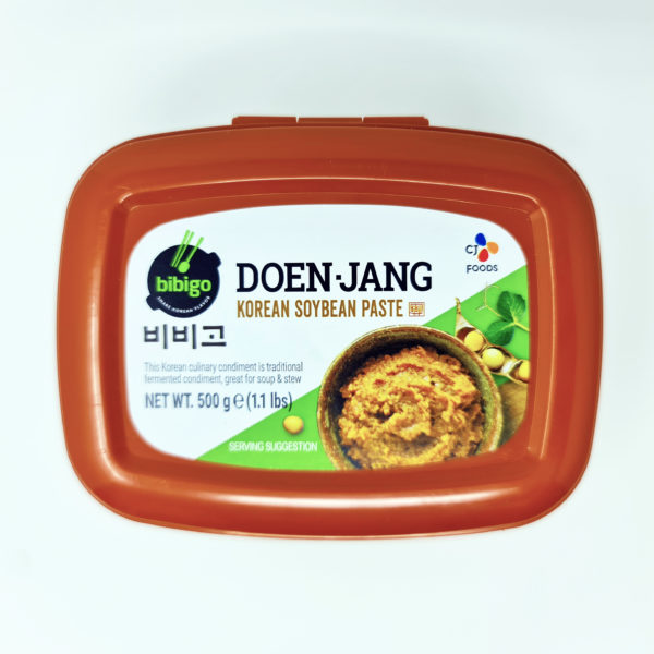 Bibigo Doenjang Korean Soy bean paste Cooking Ingredient Love Kimchi vegan
