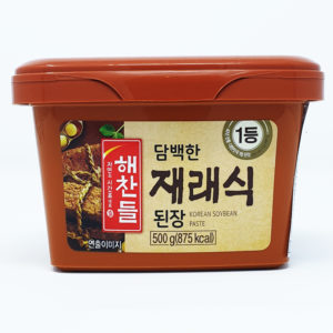 HaeChanDul Doenjang Korean Fermented Soy Bean Paste Jjigae