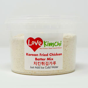 Love Kimchi Korean Fried Chicken Batter Mix Korean Food Vegan Tofu Fish