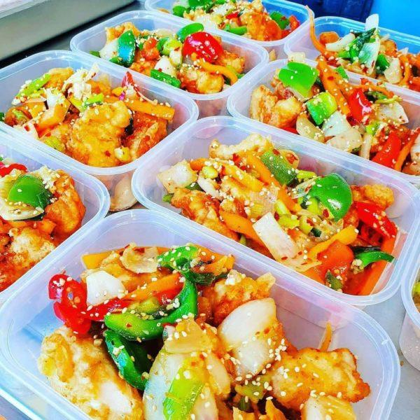 Salt & Pepper Salt n Pepper Love Kimchi Seasoning Chicken Chips Tofu Vegan Fish