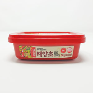 Gochujang Korean Red Pepper Paste Spicy Cooking Ingredient Love Kimchi vegan