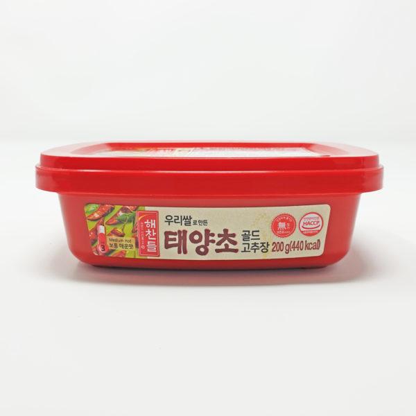 Gochujang Korean Red Pepper Paste Spicy Cooking Ingredient Love Kimchi vegan