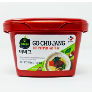 Bibigo Gochujang Korean red pepper paste Cooking Ingredient Love Kimchi vegan